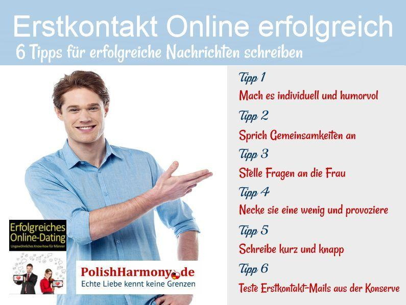 Internet-Dating-Nachrichten