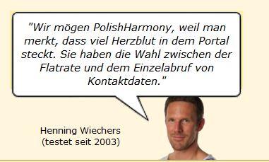 Singleboersen-vergleich.de 2016 Meinung über Polishharmony.de
