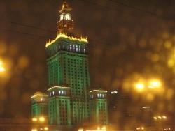 Pałac Kultury i Nauki Warszawa