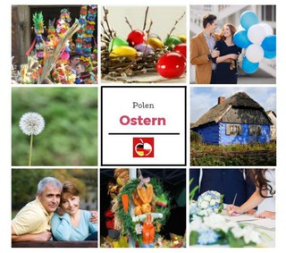 Ostern in Polen Tradition